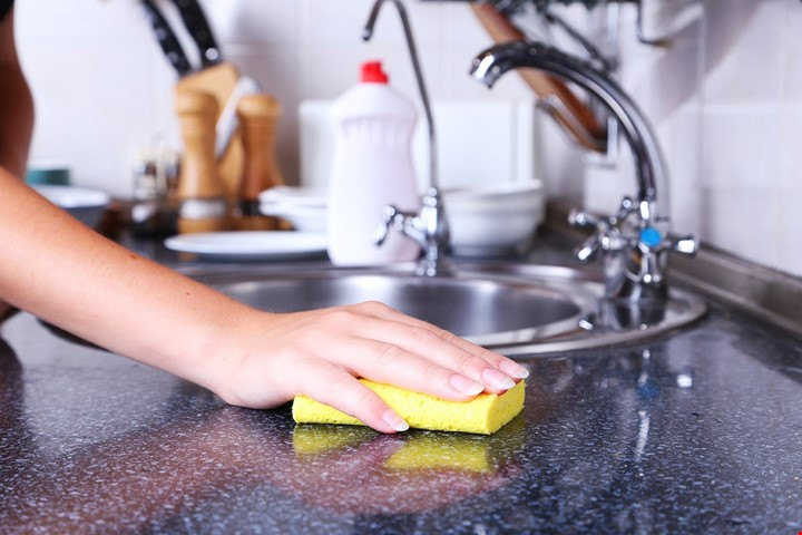 Diwali Ki Safai U2013 5 Kitchen Cleaning Hacks To Get A Cleaner Kitchen While  You Cook   Blog | AHA Taxis