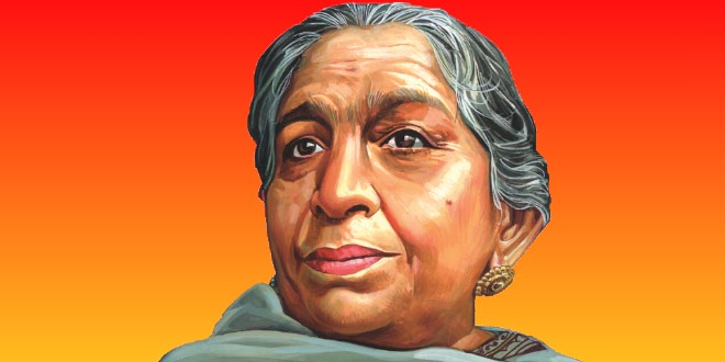 sarojini naidu s role in freedom strruggle Sarojini naidu, having passed her matriculation examination from the university of madras, took a four-year break from her studies in 1895, the nizam scholarship trust founded by the 6th.